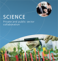 Private and public science collaboration