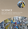 Science, basic and applied research for the benefit of society and industry