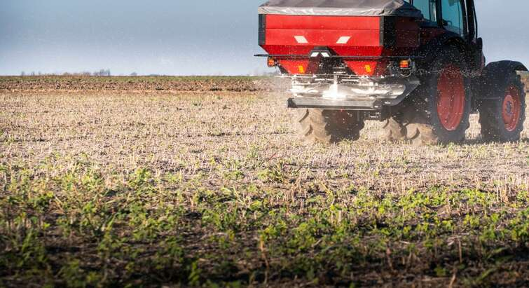It is estimated that about 70 percent of phosphorus fertilizer used in Danish agriculture accumulates in soil, whereas only 30 percent of it reaches plants.