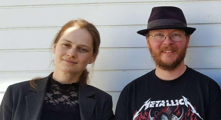 Jacob Holm and Eva Rotenberg