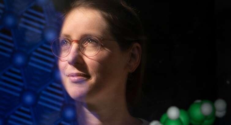 Gemma Solomon, professor
