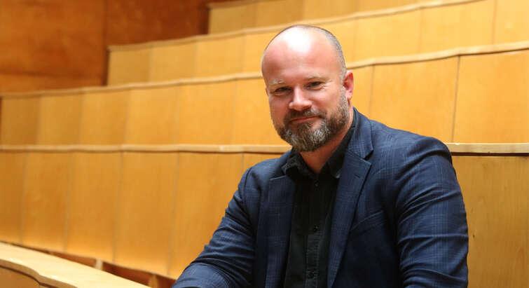 Photo of Jakob Grue Simonsen